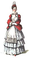 commedia del arte character analysis and traits columbina Columbinacolumbina is the perky maid of the 'old man', pantalone she is  better dressed than the male servants as she is also a lady's maid she usually.